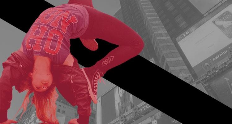 ニューヨーク短期ダンス留学パック