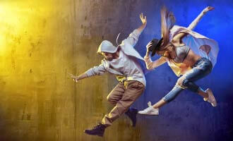 ニューヨーク留学センターのダンス留学パック