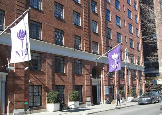 New York University English Language Institute (NYU ELI)