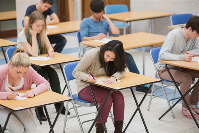 classroom_exam