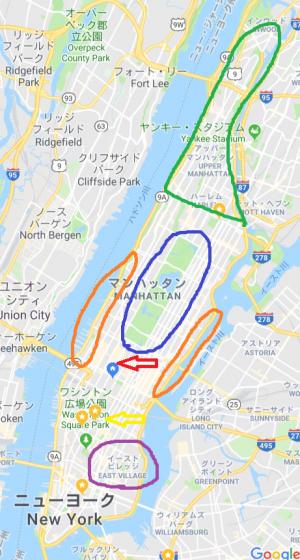 地域別に見る!ニューヨークのリアル治安ガイド