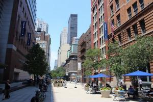 経済の中心地ニューヨークで学ぶ、ビジネスに強い学校Baruch College訪問記